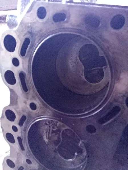 Demi moteur k2700