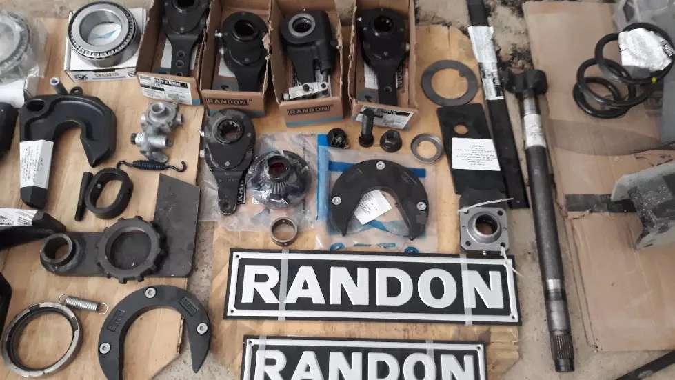 قطع غيار مقطورات RANDON